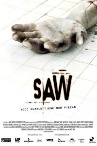 Poster Saw 1