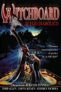 Poster Witchboard