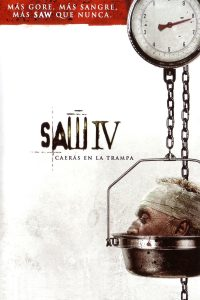 Poster Saw 4