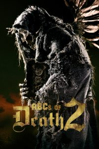 Poster The ABCs of Death 2