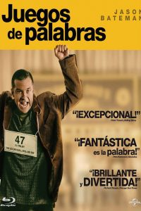 Poster Malas Palabras (Bad Words)