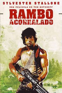 Poster Rambo: First blood