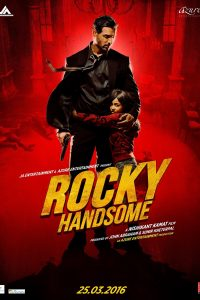 Poster Rocky Handsome