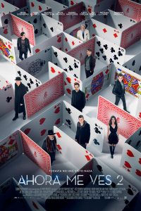 Poster Ahora me ves 2 (Now You See Me 2)