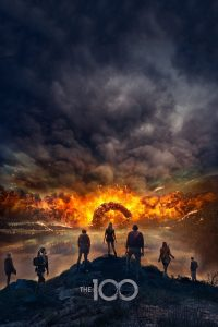 Poster Los 100 (The 100)