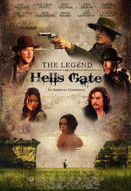 Poster The Legend of Hells Gate: An American Conspiracy