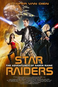 Poster Star Raiders: The Adventures of Saber Raine