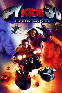 Poster Spy Kids 3-D: Game Over
