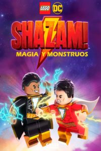 Poster LEGO DC: Shazam – Magic And Monsters