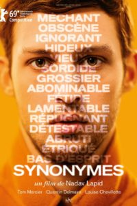 Poster Synonymes