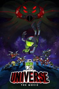 Poster Ben 10 vs. the Universe: The Movie
