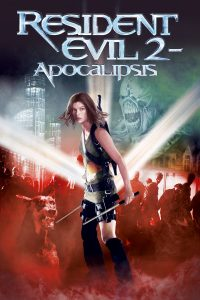 Poster Resident Evil 2: Apocalipsis