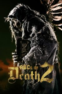 Poster ABCs of Death 2