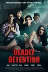 Poster The Detained