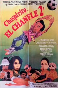 Poster Chespirito: El chanfle 2