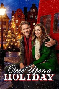 Poster Once Upon A Holiday