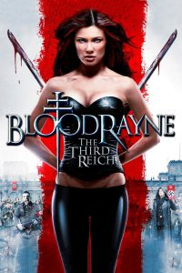 Poster BloodRayne 3: The Third Reich