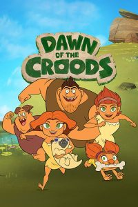 Poster Dawn of the Croods