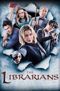 Poster The Librarians
