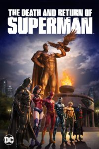 Poster Death And Return Of Superman