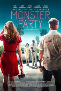 Poster Monster Party