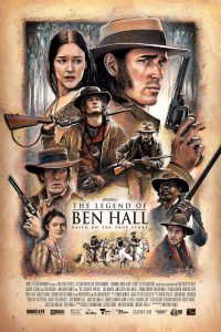 Poster The Legend of Ben Hall