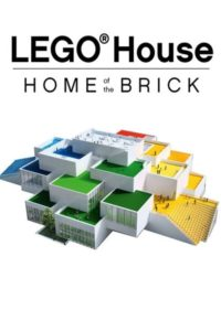 Poster Lego House: Home of the Brick