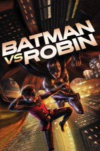 Poster Batman vs. Robin