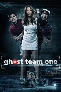 Poster Equipo paranormal
