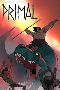 Poster Primal: Tales of Savagery