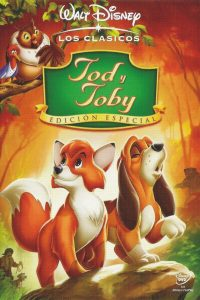Poster Tod y Toby