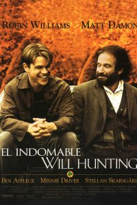Poster Indomable Will Huntin