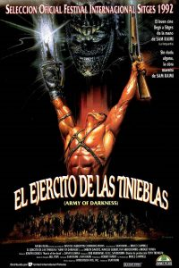 Poster Evil Dead 3: Army of darkness