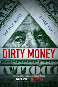 Poster Dirty Money