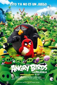 Poster Angry Birds: La pelicula