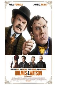 Poster Holmes and Watson