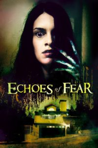 Poster Echoes of Fear