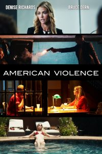 Poster American Violence