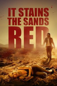 Poster It Stains the Sands Red