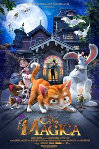 Poster The House of Magic