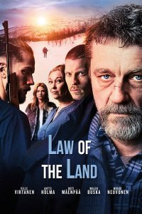Poster Law of the Land