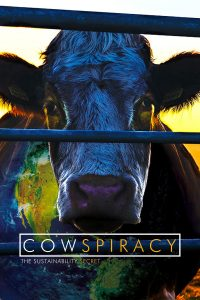 Poster Cowspiracy: The Sustainability Secret