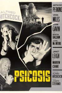 Poster Psicosis