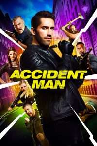 Poster Accident Man