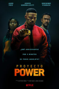 Poster Project Power (Proyecto Power)