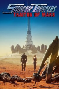 Poster Starship Troopers: Traitor of Mars