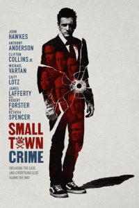 Poster Small Town Crime