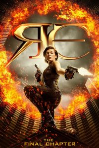 Poster Resident Evil 6: El Capitulo Final