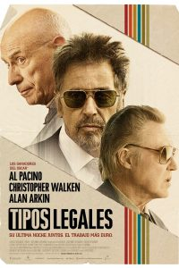 Poster Tipos legales