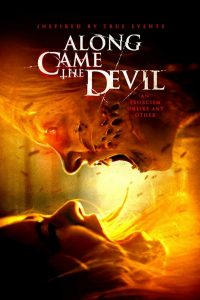Poster Along Came the Devil